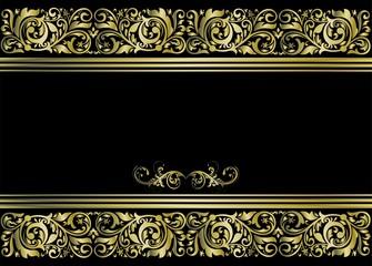 Borde zur Dekoration für Grußkarten und Urkunden