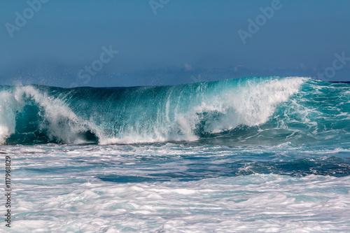 Obraz na Plexi Vague Vagues et océan