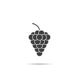 Icon grapes.