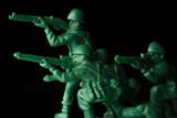 Toy Soldiers War Wall Sticker