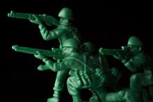 Toy Soldiers War Sticker