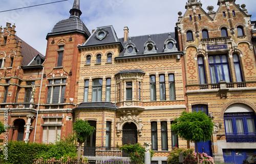 In de dag Antwerpen Architektur in Antwerpen