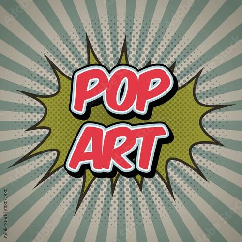 pop art vintage
