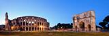 Colosseum Rome night