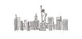 Newyork City Vector