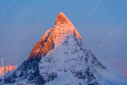 Matterhorn, Switzerland. Poster