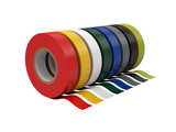 Duct tape Isolated on White Background, 3D rendering - 118169644
