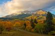Fall on Mt Sopris