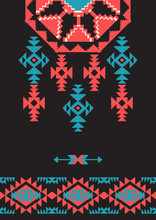 conception de style Navajo