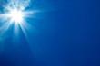 sunny blue sky