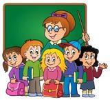 School class theme image 3