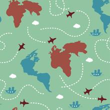seamless travel pattern