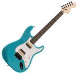 Blue Electric Guitar...