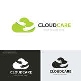 Cloud Care logo,cloud Logo