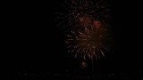 fireworks over lake maggiore italy - summer 2016 - full hd video (2)
