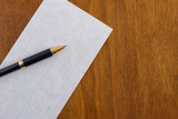 Stroke prescription and pen