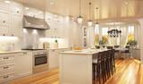 Fototapety Classical kitchen