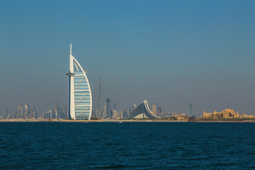 luxury hotel Burj Al Arab