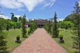 The Thien Mu Pagoda in Hue, Vietnam