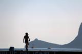 Мальчик на фоне гор 2