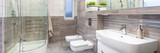 Luxury design bathroom - 118389222