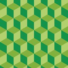 design plat motif carré géométrique fond illustration vectorielle