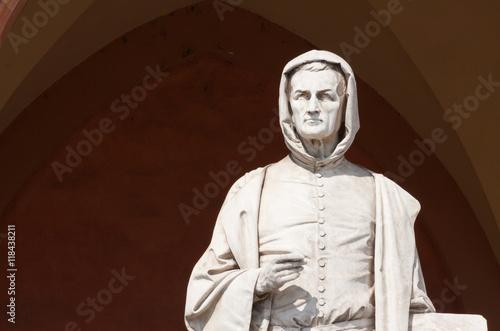 Plakat Statua di Giotto - Padova