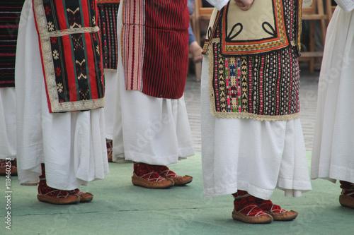 Danzas serbias