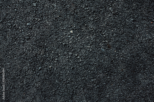 Texture of the roadway.