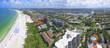 Aerial image of residential neighborhoods in Marco Island