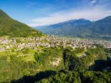 Sondrio - Valtellina (IT) - Panoramica della Frazione di Mossini