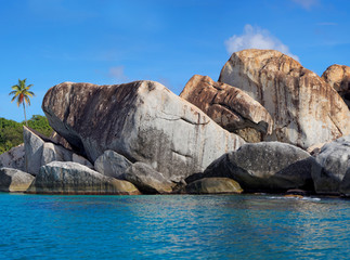 The Baths Virgin Gorda, British Virgin Island (BVI), Caribbean