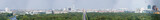 Fototapeta Magnificent Berlin Panorama from Victory Column, Germany