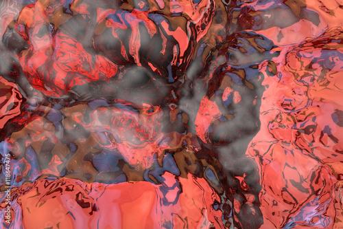 Zdjęcia na płótnie, fototapety, obrazy : Abstract 3D computer rendering