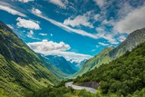 Fototapety Scenic Norway Landscape