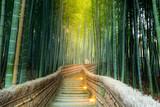 Fototapety Arashiyama Bamboo Forest