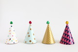 Fototapety Colorful Party Hats for Party
