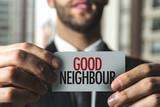 Good Neighbour - 118704849