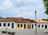 praça de São Cristóvão em Sergipe