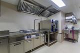 Modern industrial kitchen - 118749047