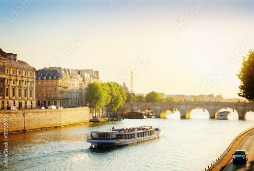Poster Pont Neuf, Paris, France