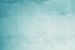 Leinwanddruck Bild - Pastellfarben . helles Blau auf alter Wand - Hintergrund für Text und Bild