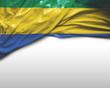 Постер, плакат: Gabon flag