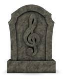 musik ist tot