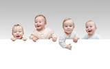 four little children - 118840258