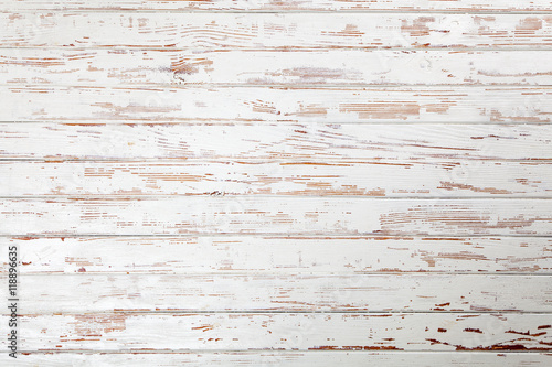 White wooden background - 118896635