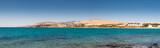 Panorama of Fuerteventura. Canaria
