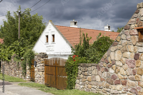 Village house in Hungary Poster