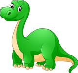 Cartoon Cute Dinosaur Wall Sticker