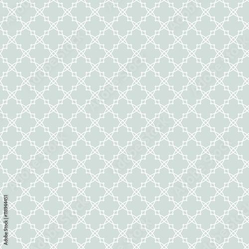Seamless Pattern in Arabian Style - 118944451